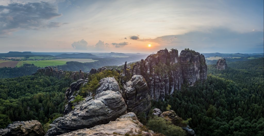 Saxon Switzerland 2017